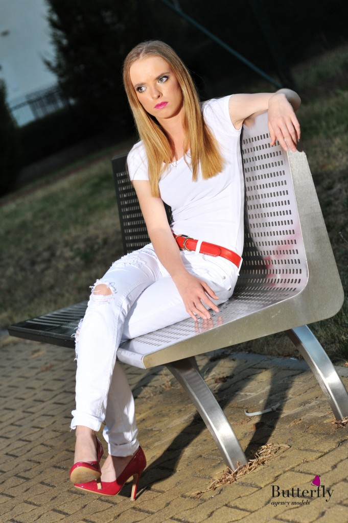 Justyna Dudzik, fot. Dariusz Gajko