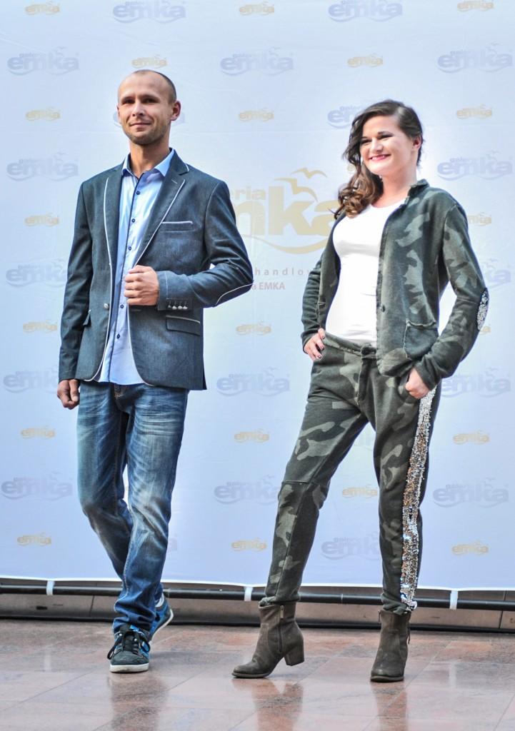 pokaz mody w galerii Emka, fot. Dariusz Gajko
